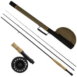 Kogha Fly Rod Set Mastertrout Carbon