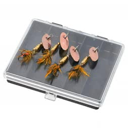Kogha Fly-Spinner-Set, copper