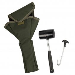 Kogha Rubber Mallet + Tent Peg Remover