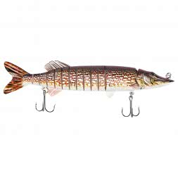 Kogha Wobbler Scale Dancer XL Pike brown