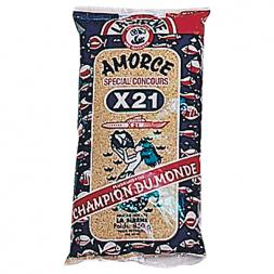 La Sirene Basic Feed Amorce X21 (Nature)
