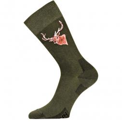 Lasting Unisex Hunting Socks STAG