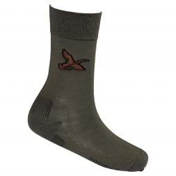 Lasting Unisex Trekking Socks (with Duck Embroidery)