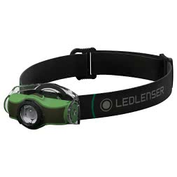 LED LENSER head lamp MH4