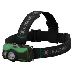 LED LENSER head light MH8
