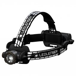 Led Lenser Headlamp H7R Signature
