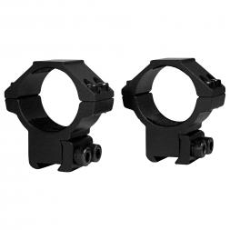 Lensolux 2-fold Alu slide-on mounting (25,4 mm.)