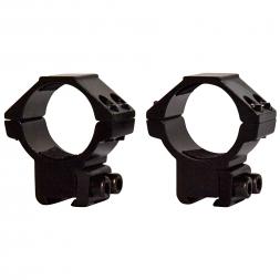 Lensolux 2-fold Alu slide-on mounting (30 mm.)