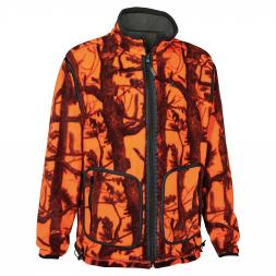 Ligne Verney-Carron Men's Reversible Fleece Jacket POLAR