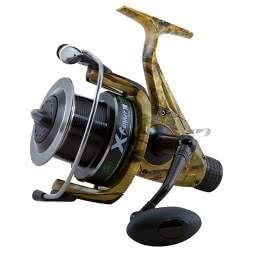 Lineaeffe Free Running Reel TS X Runner Camou