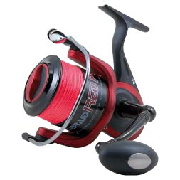 Lineaeffe Sea Fishing Reel Braid Red Power II Beachcaster