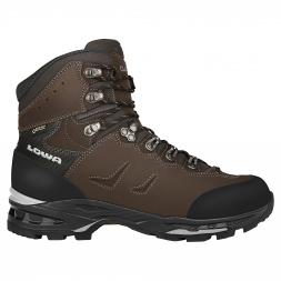Lowa Men's Boots Camino GTX (dark grey / black)