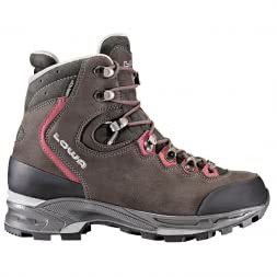 Lowa Women's Boots MAURIA GTX® Ws (dark brown/bordeaux)