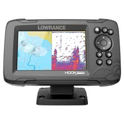 Lowrance Fishfinder Hool Reveal 5