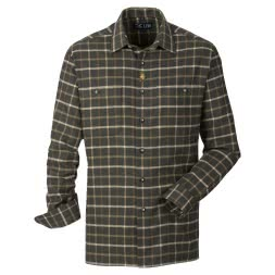 Luko Men's Longsleeve Shirt (with Oak Leaves)