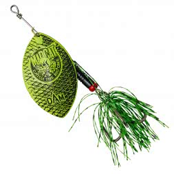 Mad Cat Big Blade Spinner (Fluo Green)
