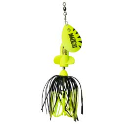 MAD CAT Catfish Spinner A-Static Screaming (Fluo Yellow)