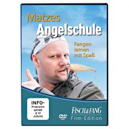 Matzes Angelschule - Fangen lernen mit Spaß