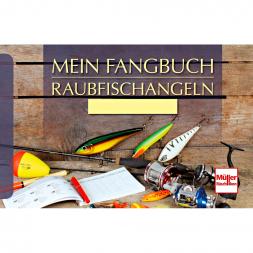 Mein Fangbuch - Raubfischangeln von Frank Weissert