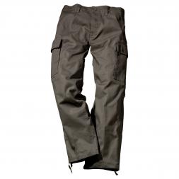 Men's German Army Moleskin Trousers (olive)