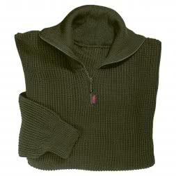 Men's Sweater Troyer (olive)