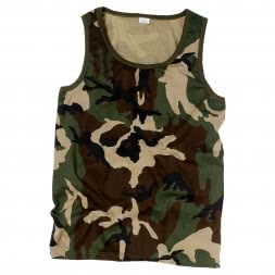 Men's Tank Top (woodland)