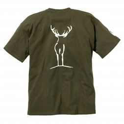 Men's T-Shirt Red Deer