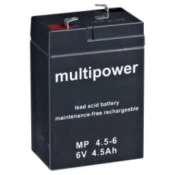 Multipower Lead Battery Pack