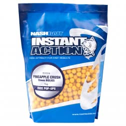 Nash Boilies INSTANT ACTION 12 mm, 1000 g