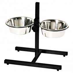 Nobby bowl stand adjustable DINER BAR