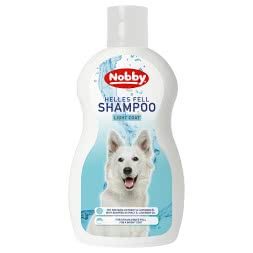 Nobby dog shampoo (light coat)
