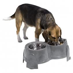 "Nobby Feeding Bowl Large ""Ergo Feeder"""