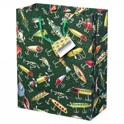 Nostalgic Lure Gift Bag