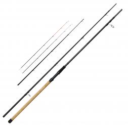 Okuma Fishing Rod Costum Black Feeder