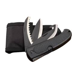 One-Handed-Knife 3 in 1 (2 Pcs)