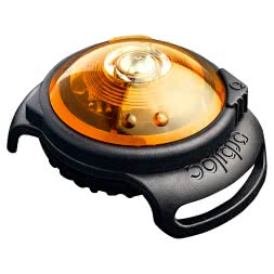 Orbiloc Security Light DOG DUAL yellow