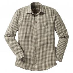 OS Trachten Men's Flannel Shirt