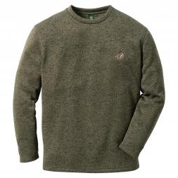 OS Trachten Men's Knitwear Sweatshirt WILD BOAR