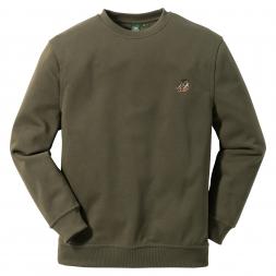 OS Trachten Men's Sweatshirt WILD BOAR