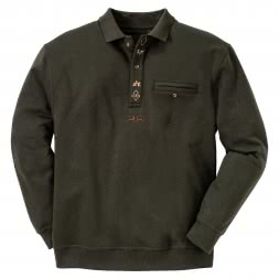 OS Trachten Men's Traditional Costume and Hunting Sweatshirt
