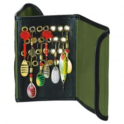 Perca Original Spinner and Spoon Wallet Super Deluxe