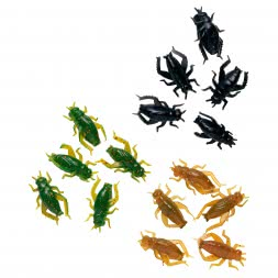 Perca Trout Soft Baits Grasshopper