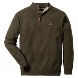 Percussion Men's Sweater (with Zipper)