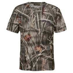 Percussion Men's T-Shirt PALOMBE (Ghostcamou Wet)