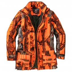 Percussion Women's Outdoor Jacket Brocard