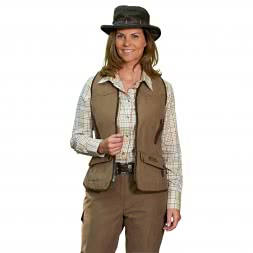 Percussion Women's Vest Rambouillet