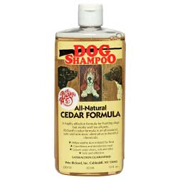 Pete Rickards Dog Shampoo