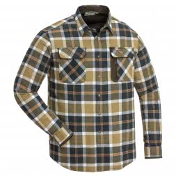 Pinewood Men's Flannel Shirt Cornwall