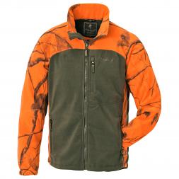 Pinewood Men's Fleece Jacket Oviken