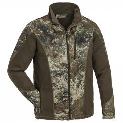 Pinewood Mens Fleece Sweater Tiveden Light (camouflage)